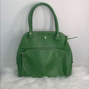 Kate Spade | Vintage Green Satchel Bag